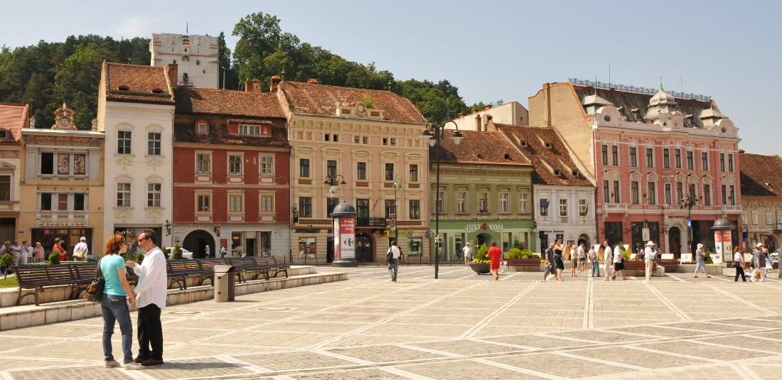 Румъния - Букурещ - Синая - Брашов