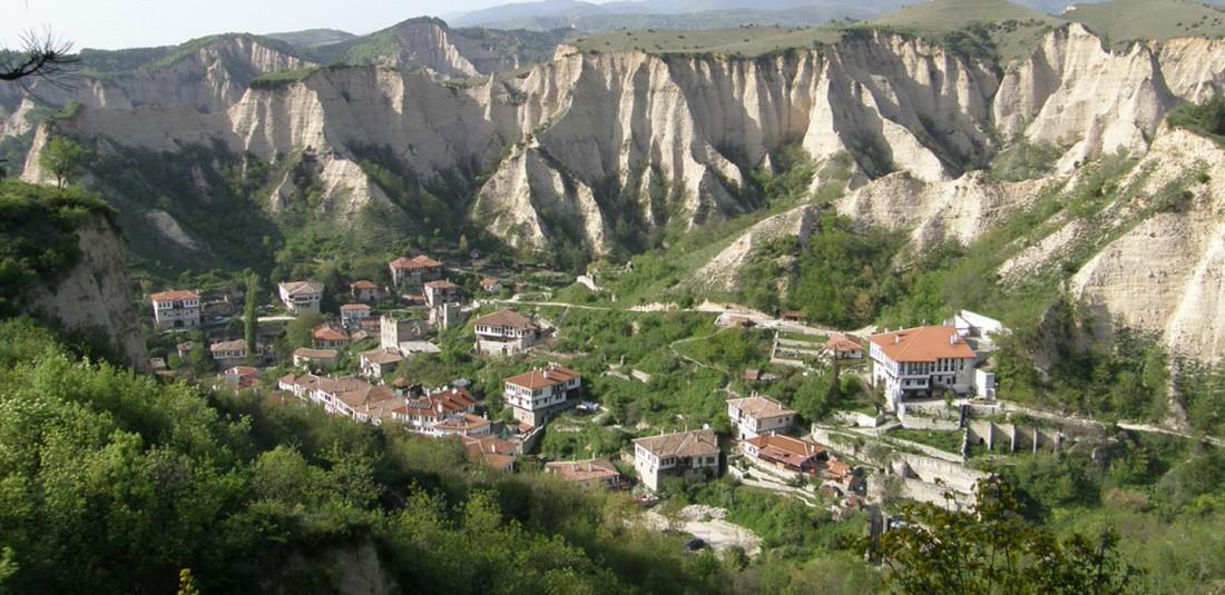 Рупите - Мелник - Солун - Сандански