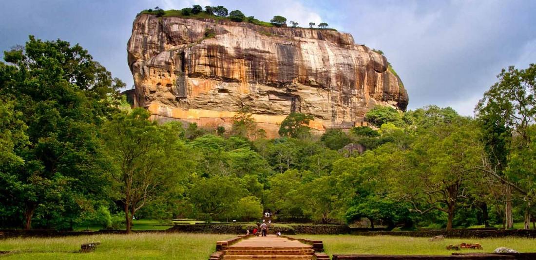 Шри Ланка - януари