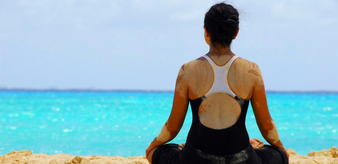 Йога, слънце и море в Гърция