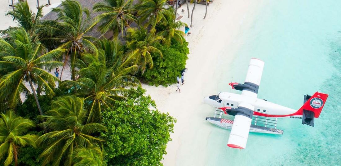 Свети Валентин на Малдиви