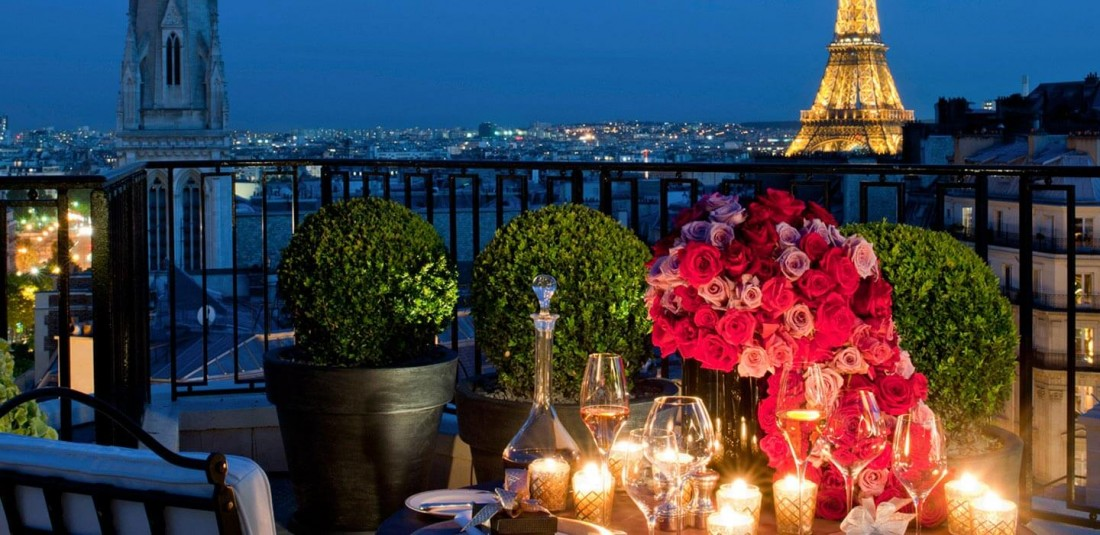 Париж - Свети Валентин - петдневна
