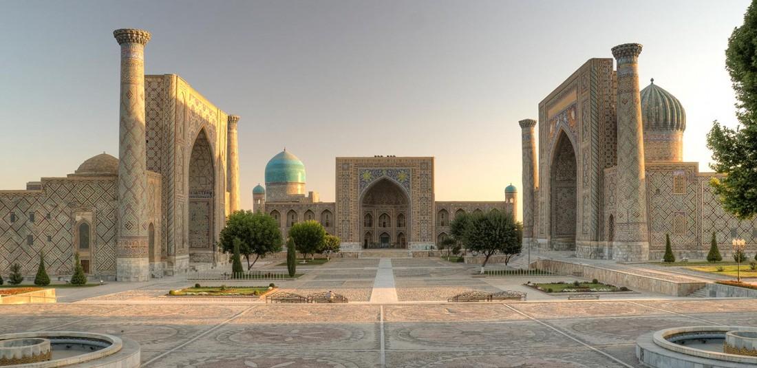 Узбекистан и Туркменистан 2