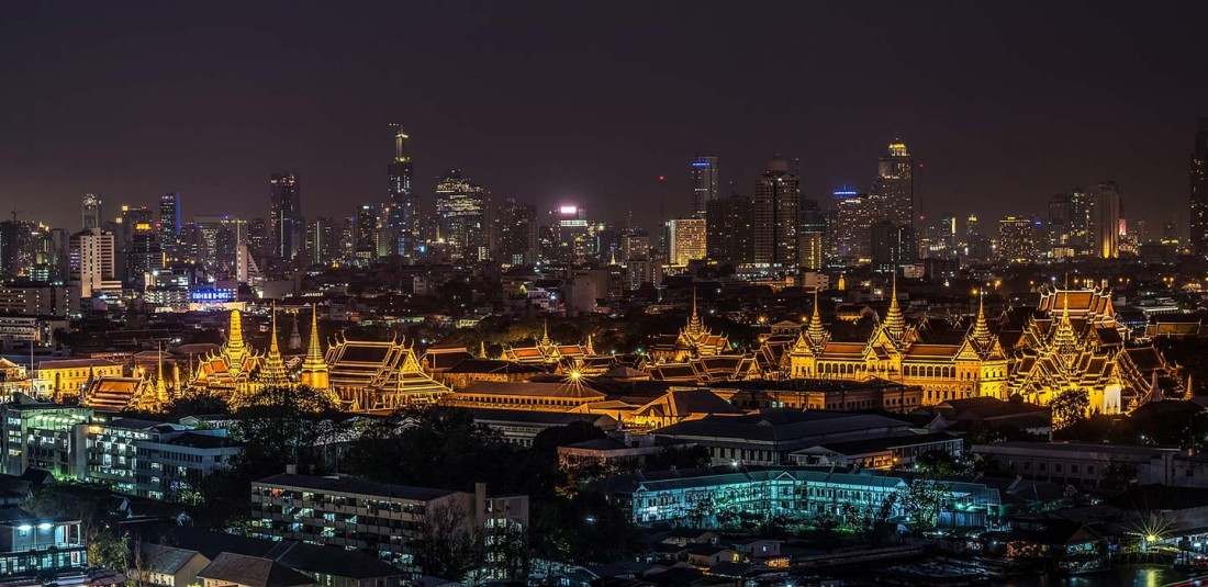 Тайланд - Банкок и Пукет - февруари 2021 2