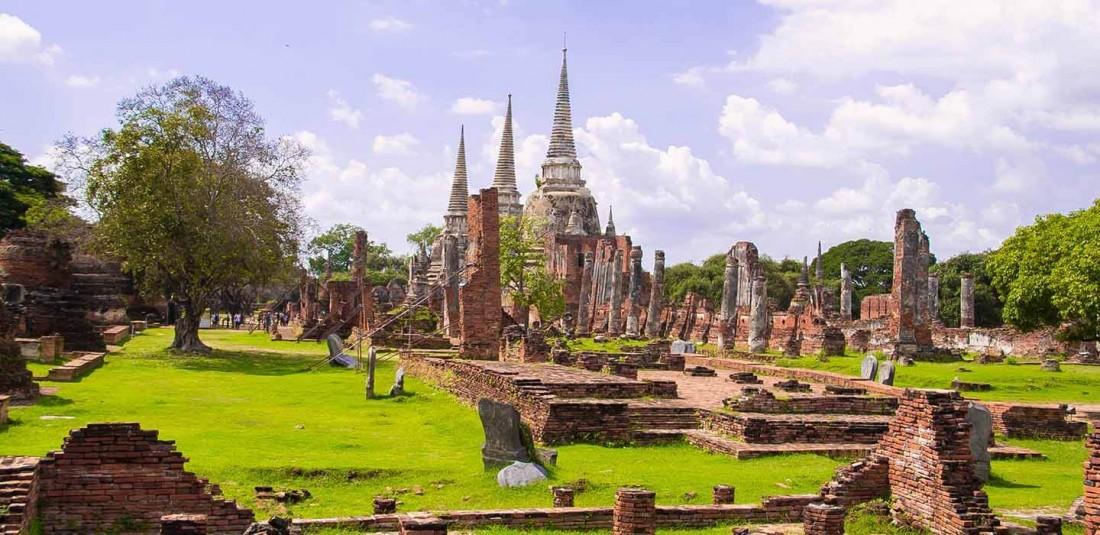 Тайланд - Банкок и Пукет - февруари 2021