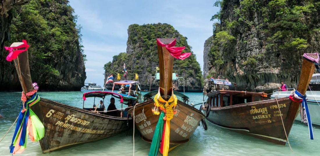 Тайланд - Банкок и Пукет - ноември 2020