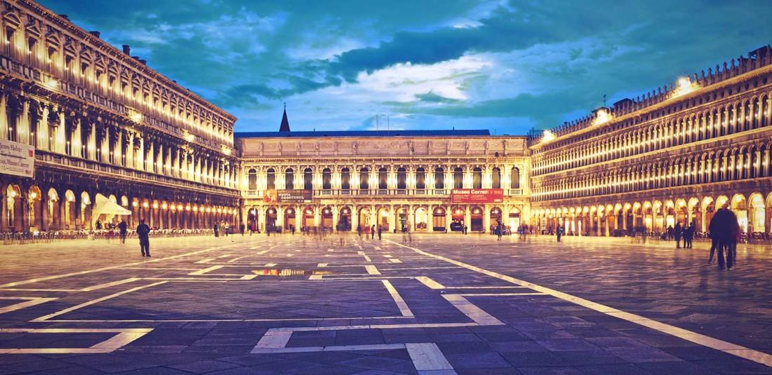 Цяла Италия: Венеция - Рим - Неапол - Флоренция