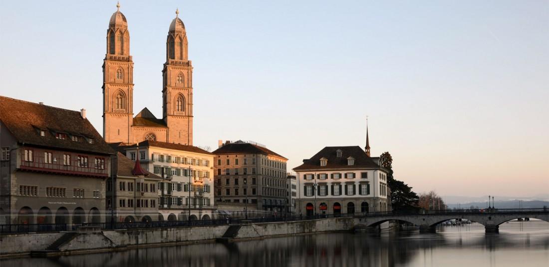 Цюрих - Люцерн - Женева - Лозана - Залцбург - Милано