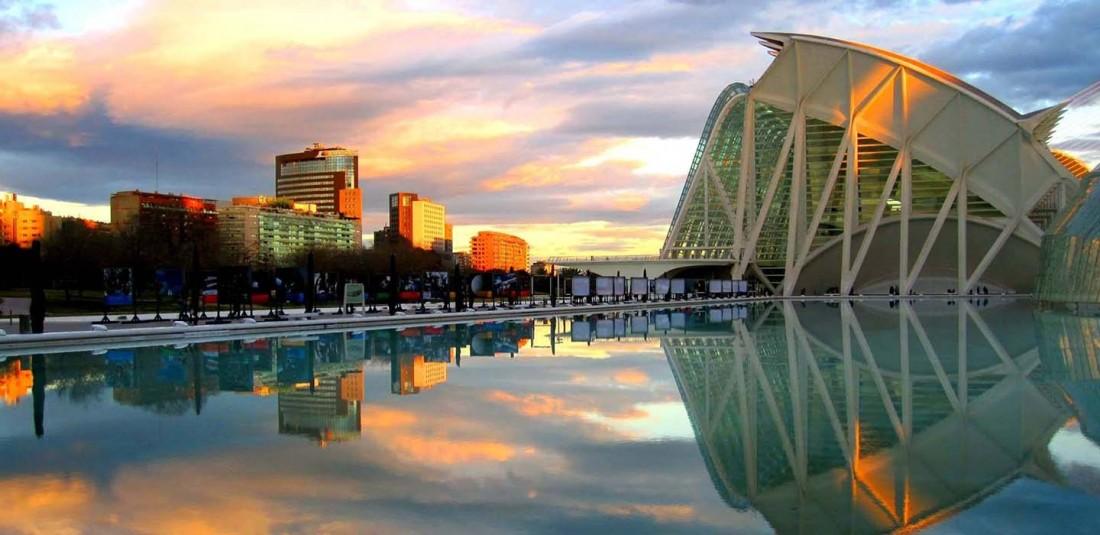 Уикенд във Валенсия