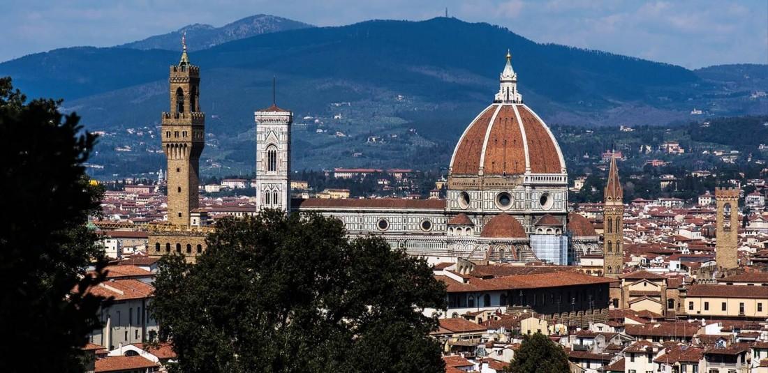 Венеция - Флоренция - Трети март 2