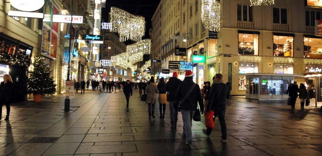 Виена - Будапеща - предколедна