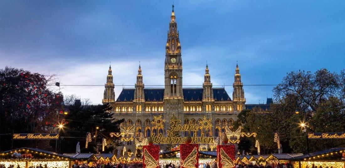 Виена - на полупансион - предколедна 2