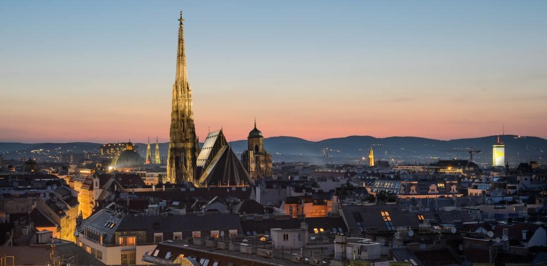 Виена - Коледни базари - шестдневна