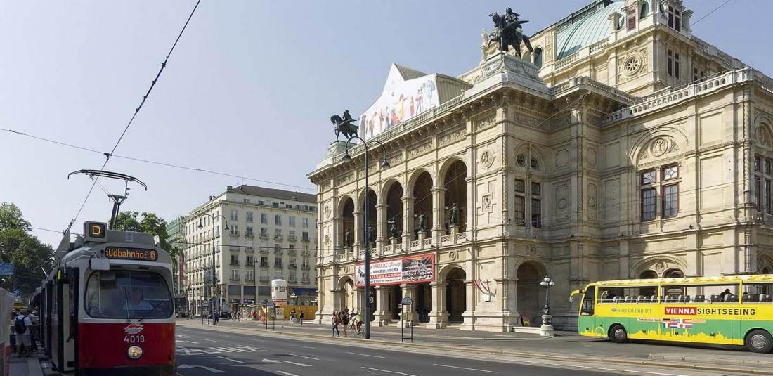 Виена - от Варна през октомври