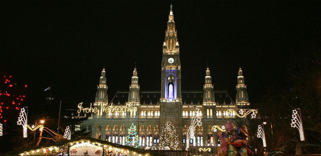 Виена - петдневна - предколедна 2