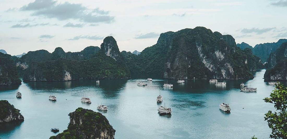Виетнам и Камбоджа - Март 2