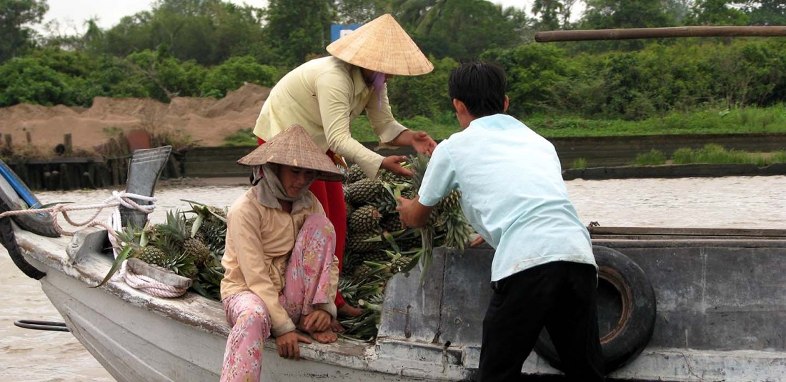 Виетнам, Лаос и Камбоджа - магията на Индокитай