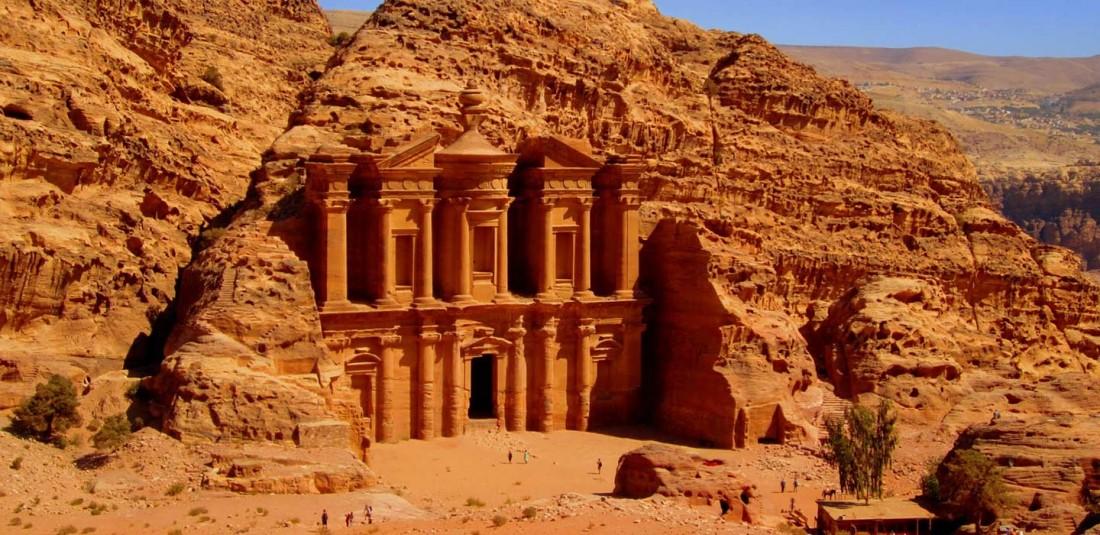 Йордания - обиколен тур - чартър 2