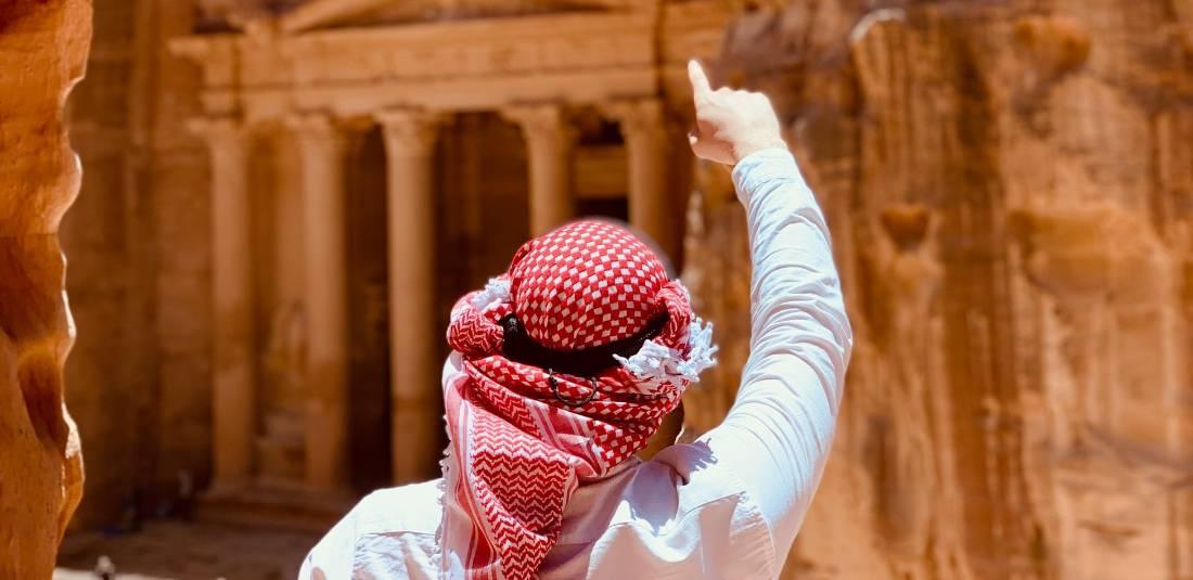Йордания - обиколен тур - чартър
