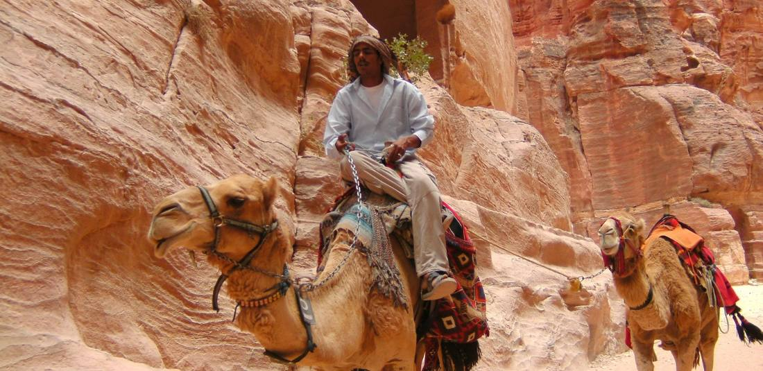 Йордания - почивка Акаба - чартър 5