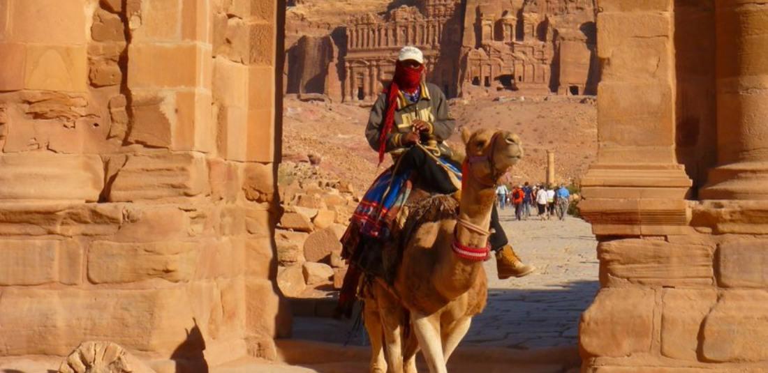 Йордания - почивка на Червено и Мъртво море - чартър 4