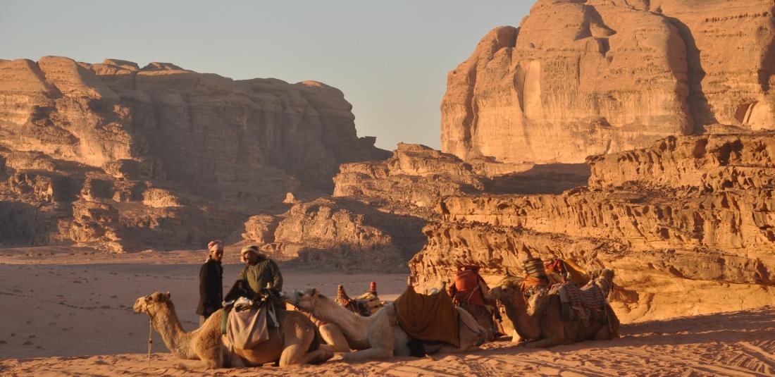 Йордания - почивка на Червено и Мъртво море - чартър 5