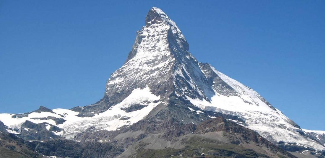 Юнгфрау и Матерхорн - най - атрактивните върхове на Швейцария 5