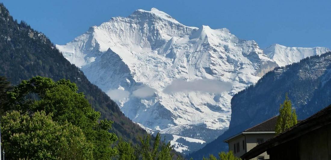 Швейцарски Алпи - Юнгфрау и Матерхорн 2