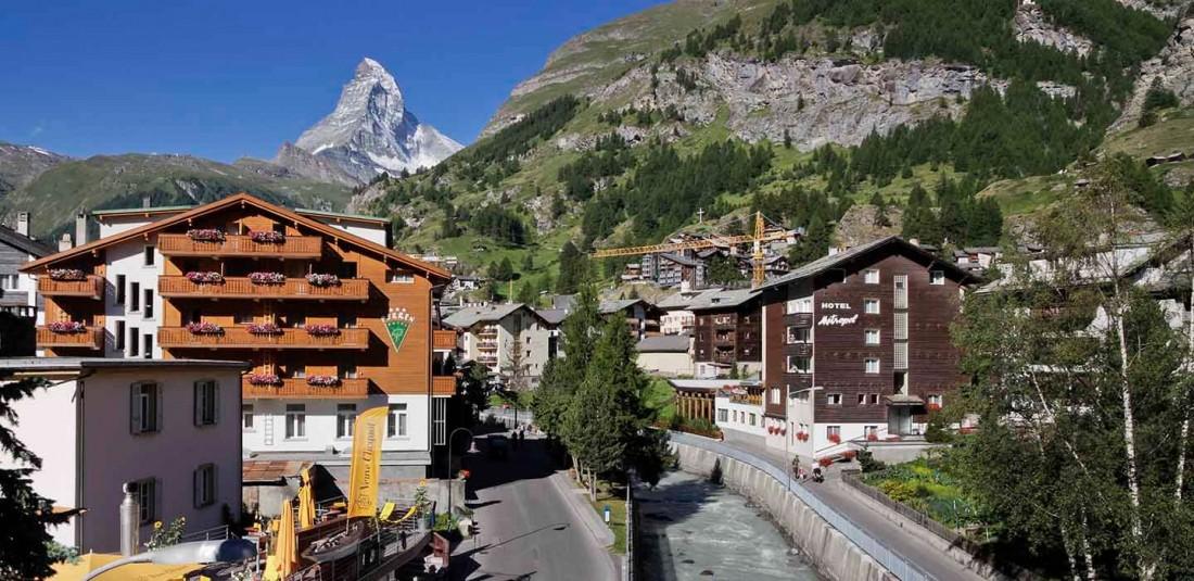 Юнгфрау и Матерхорн - най - атрактивните върхове на Швейцария 4
