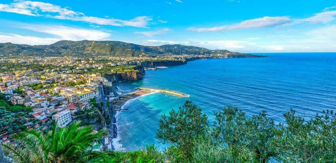 Южна Италия - Амалфийска Ривиера
