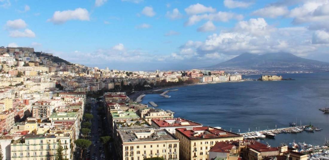 Южна Италия и Амалфийска ривиера с остров Иския 2