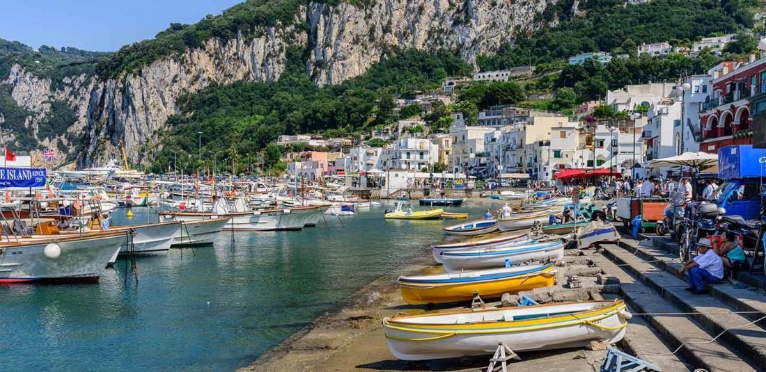 Южна Италия и Амалфийска ривиера с остров Иския 3