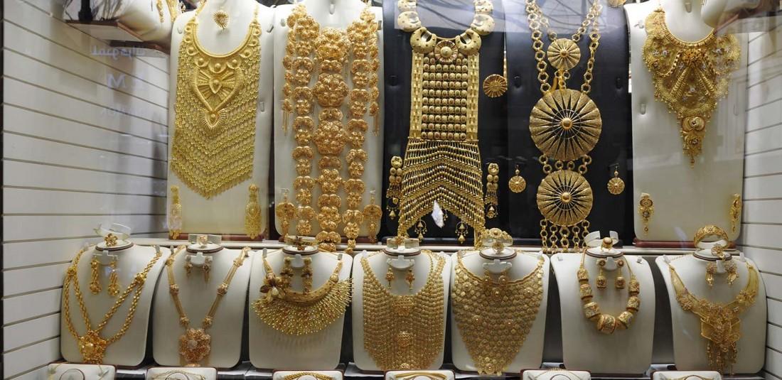 Златния сук в Дубай